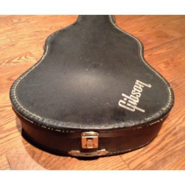 1970's Gibson USA SG Custom Standard Junior Jr Pro Factory Electric Guitar Case