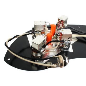 72 Deluxe Telecaster Hot Rodded Humbucker SH-4/SH-2 Chris Shiflett Jimmy Page BK