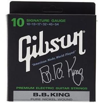 Gibson Gear SEG-BBS Corde per Chitarra Elettrica Placate in Nichel, Extra Pesant