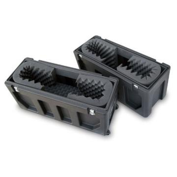 """SKB Cases 3SKB-2026 Molded Transport Case For 20"""" To 26"""" Lcd Screens W/ Foam New"""