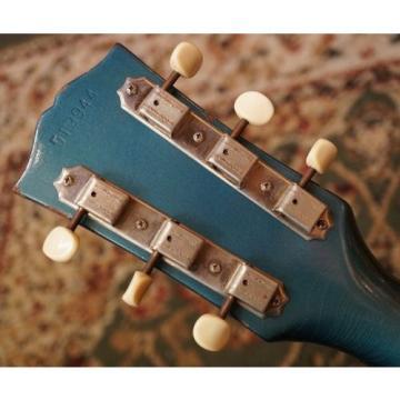 Gibson Vintage SG Junior Pelham Blue 1965, Electric guitar, m1208
