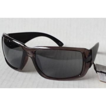 FOSTER GRANT women sunglasses black shield BEACH BLAST Great Glasses