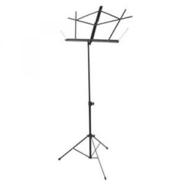 On-Stage Stands Compact Sheet, Black Music Stand SM7122B NEW