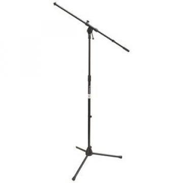 On Stage Stands MS7701B Microphone Tripod Stand with Boom