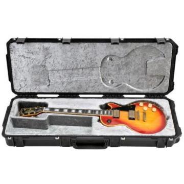 SKB iSeries Single Cutaway Waterproof Guitar Flight Case Model 3i-4214-56 #28035