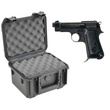 SKB Waterproof Plastic Gun Case Beretta 1934 Semi Auto .380 Acp Handgun Pistol