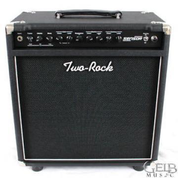 Two-Rock Sensor 35 Combo Guitar Amplifier in Black - SENSOR35COMBO