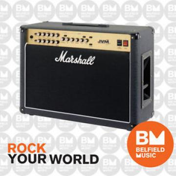 Marshall JVM210C Valve Guitar Combo Amp 2 x 12, 2 Channel Amplifier JVM-210C