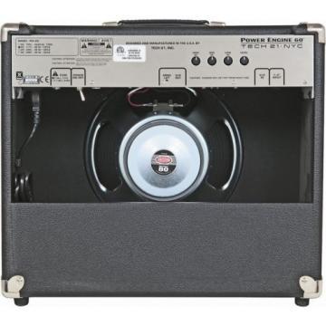 "Tech 21*PW-60*Power Engine 60 1x12"" 60-Watt Powered Cabinet"