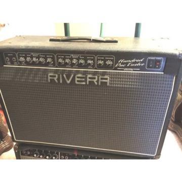 Rivera Hundred Duo Twelve R100-212A All Tube 100 watt Guitar Amplifier Combo
