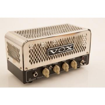 """VOX **** Lil' Night Train **** """"Armored Lunchbox""""  NT2H *Tube Amp Head*"""