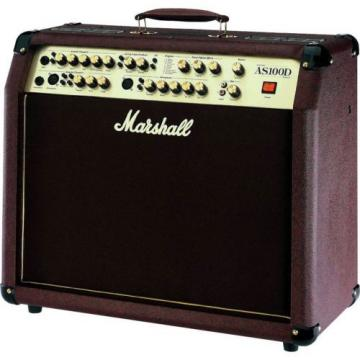 Marshall AS100D 2x8 Multi channel acoustic guitar amplifier 100w Combo RRP$1199