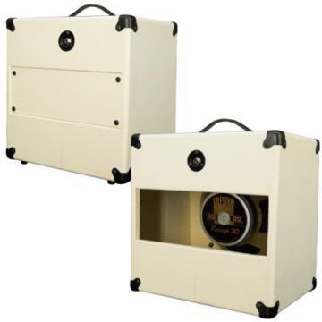 1x12 Guitar Speaker Extension Empty Cabinet Black Carpet Strait front G11220STBC