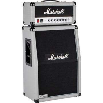 Marshall 2525H Mini Jubilee 2536A 2x12 Vertical Half Stack Amp Package