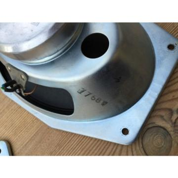 """Lovely pair CELESTION vintage speakers, approx 7x5"""", 15 ohm (147035)"""