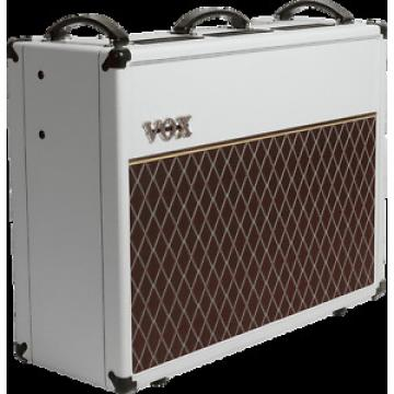 "Vox AC30C2 Limited White Bronco - 30-watt 2x12"" Guitar Combo Amp"