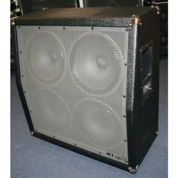 Carvin 412VT Celestion Vintage 30's USA Made Speaker Cab Quad STEREO MONO