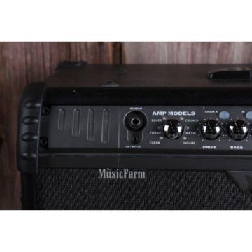 Line 6 Spider III 150 Electric Guitar Amplifier Combo Amp & FBV Shortboard MKII