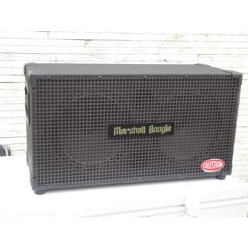 2X12  Marshall Boogie Cabinet Purple Celestion V-Type Vintage 30 V-30