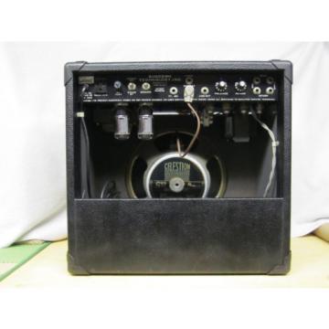 Sundown A-36 Combo Guitar Amplifier - Vintage