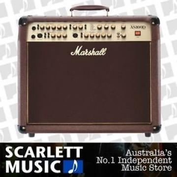 Marshall AS100D 2x8 100w Acoustic Guitar Combo *BRAND NEW*