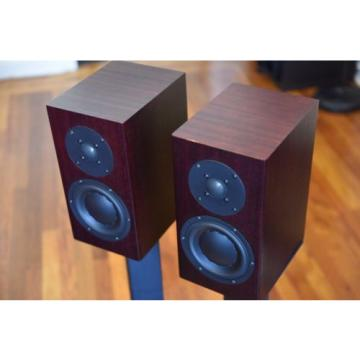 !!! EXCEPTIONAL SHAPE TOTEM THE ONE SIGNATURE SPEAKERS !!! VERY RARE !!! B&W