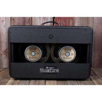 Vox Night Train V212NTG2 Electric Guitar Extension Cabinet 60 Watt 2 x 12 Cab