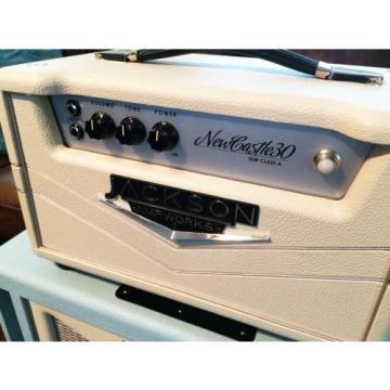 Jackson Ampworks Newcastle 30 Head & 112G Cabinet Electric Guitar Amp Vox AC30