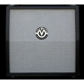 THE VALVE Amplifier 4x12 Amp Cab in BLACK with Celestion Vintage 30s
