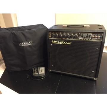 Mesa Boogie Mark III Mk 3 DRG 1x12 guitar combo amp Mike B. serviced