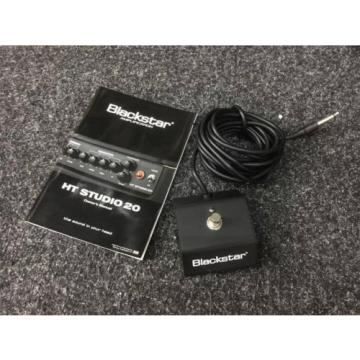 Blackstar HT 20 Studio- Used, -