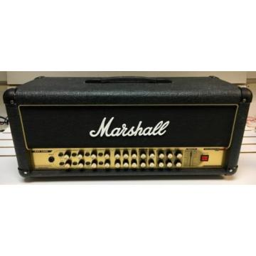 2002 MARSHALL Valvestate 2000 AVT 150H Guitar Amp Head w/ FTSW 150W 4-Channel