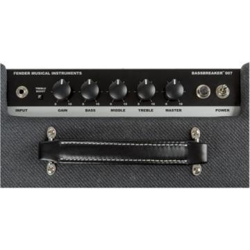 Fender Bassbreaker 007 1x10 7W Tube Guitar Combo Amp   NEW !!!