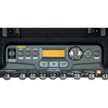 NEW Line 6 Spider JAM 75 Watt Guitar 1X12 Combo Amp Amplifier Effects Model Blk