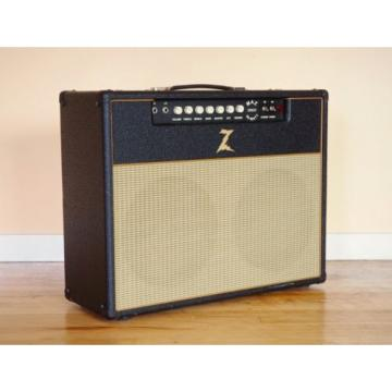 Dr Z MAZ Senior MAZ-38 Sr. 2x12 Boutique Tube Combo Amp Celestion Blues w/ Cover