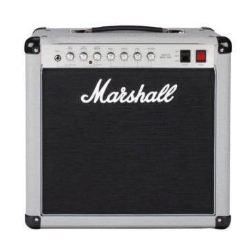 Brand New Marshall 2525C Mini Jubilee 25W 1x12 Tube Combo Amp Silver