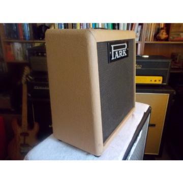 Park LE-20 / 20 watt tube combo amp 1979 vintage amplifier