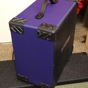 1X12 Marshall Boogie Vintage Purple guitar Speaker Cabinet Celestion Vintage 30