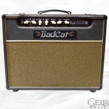 Bad Cat Cub III 30 Watt Class A 1X12 Guitar Combo Amp with Reverb CB330RUS-K112