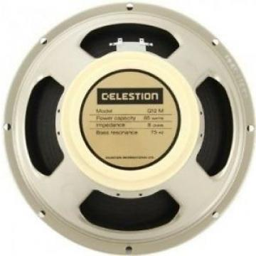 Celestion G12M-65 Creamback 16 Ohm 30cm Guitar Speaker 65W. Free Shipping