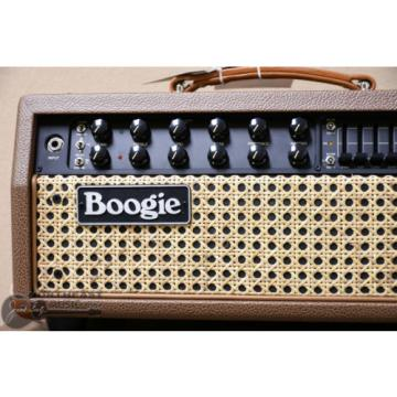 Mesa Boogie Mark V 35 Amp Vintage 30 Speaker Cabinet in Cocoa with Wicker Grill