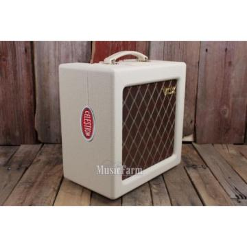 Vox AC4TV Electric Guitar Combo Amplifier 4 Watt 1 x 10 Tube Practice Amp Cream