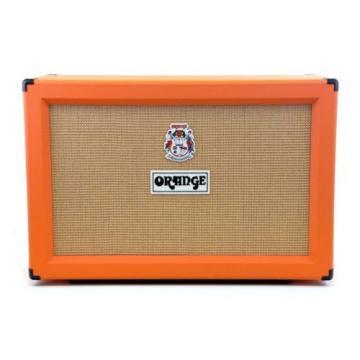Orange Amps 2x12 Cabinet PPC212-C great sounding guitar speaker! New! Auth Dlr