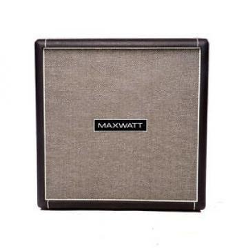 MAXWATT 4123F 4x12 Speaker Cabinet. FANE loaded. NEW !!!