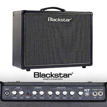Blackstar HT-5210 5W 2x10 inch Valve Guitar Combo Amplifier with reverb
