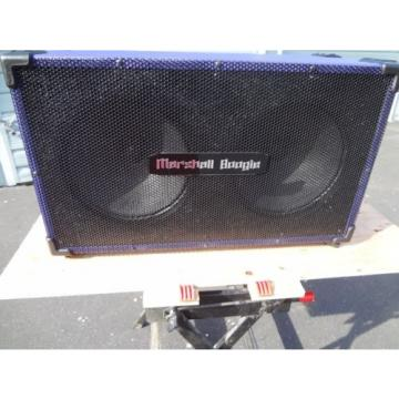 2X12  Marshall Boogie Custom Cabinet Purple Celestion WGS Also in Black HARDROCK