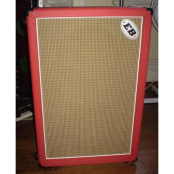 EB 1936 style British 2 x 12 guitar cab Vintage 30s or other speakers