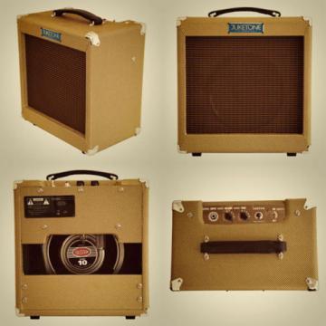 Juketone Boutique 5W Class A Valve Vintage Style Tweed Guitar Amplifier Tube Amp