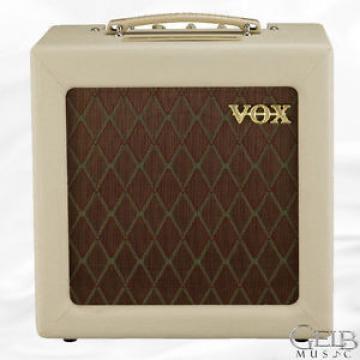 Vox AC4TV Modern Classic Guitar Amp in Cream - AC4C1TVBC