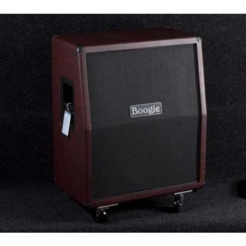 Mesa/Boogie Rectifier 2x12 Wine Taurus Vertical Slant Speaker Cabinet -NEW!!